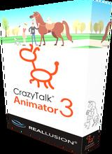 CrazyTalk Animator Standard 3 (Win&Mac)