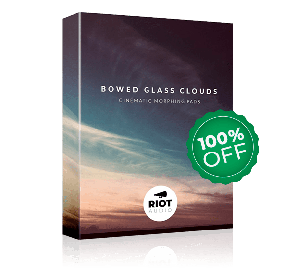 Bowed Glass Clouds by Riot Audio