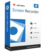 AnyMP4 Screen Recorder Professional 1.2.22