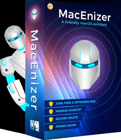 MacEnizer Free License – Optimization for Mac OS