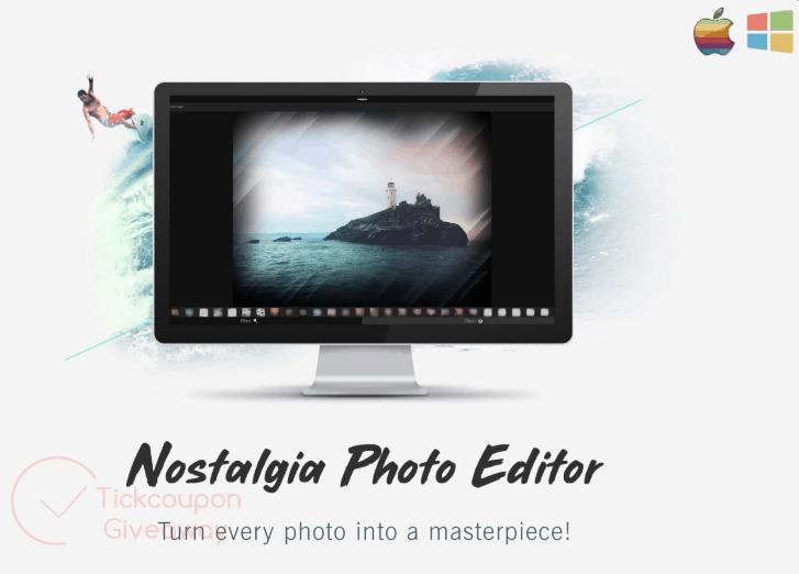 2000 License Codes for Nostalgia Photo Editor Pro