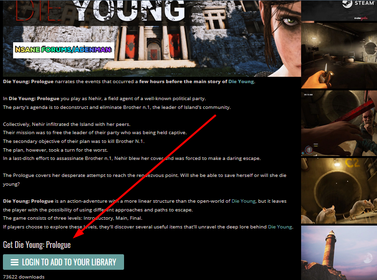 [pc][indiegala-game]-free-die-young:-prologue