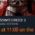 { starts 14/04/2020 } Assassin's Creed II