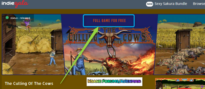 [pc][indiegala-–-the-culling-of-the-cows