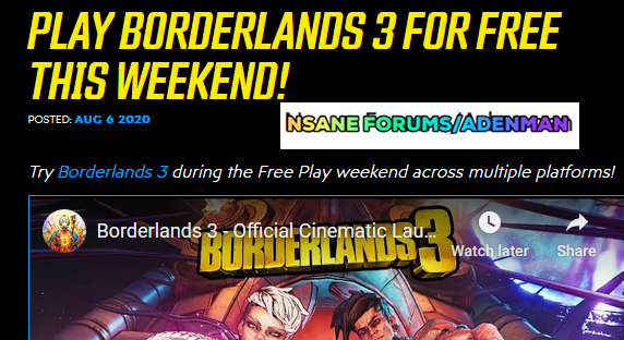 [ps4,-xb1,-pc,-stadia]-play-borderlands-3-for-free-this-weekend!