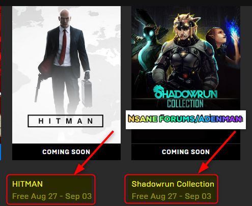 [later-today]2-free[pc-epic-games]-hitman-&-shadowrun-collection