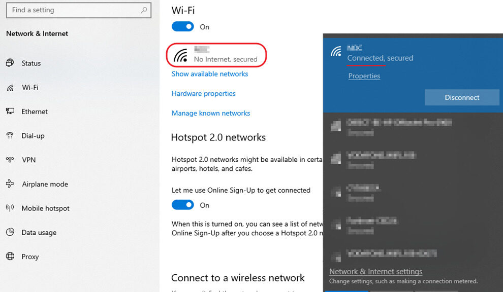 fix:-wi-fi-connected-but-no-internet-access-in-windows-10-(solved)