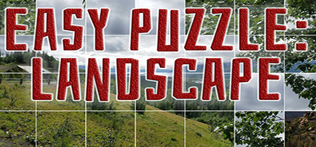 Easy puzzle: Landscape Giveaway