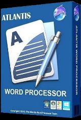 Atlantis Word Processor 4.1.3.1 Giveaway