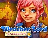 Weather Lord: Graduation Giveaway