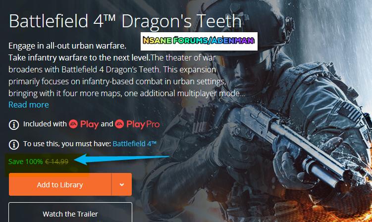 [expired]-[pc,-origin]-battlefield-4:-dragon's-teeth-dlc-&-battlefield-1:-apocalype-dlc