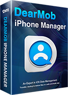 DearMob iPhone Manager 5.3 (Win&Mac) Giveaway