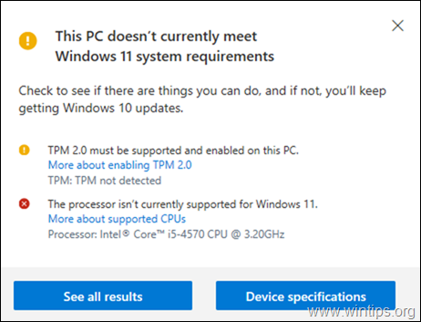 How to Install Windows 11 without TPM 2.0 or TPM 1.2 on Unsupported CPUs.